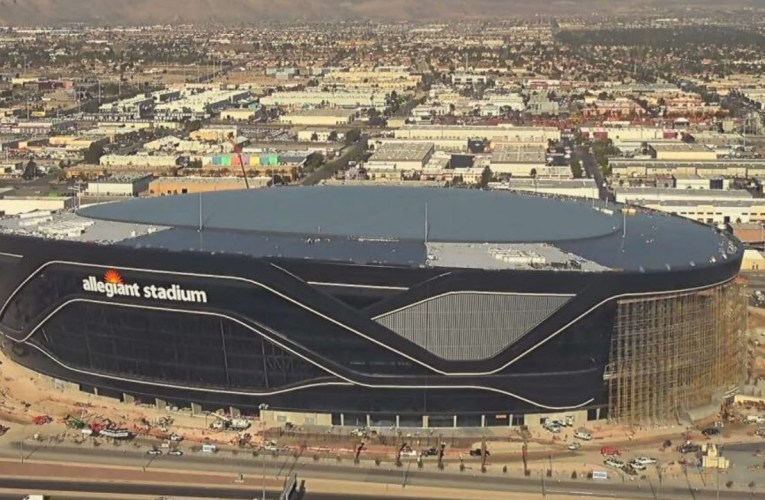 "NFL PR Debunks ""NFL Interested In Raiders Las Vegas Allegiant Stadium For Other Teams"" News"