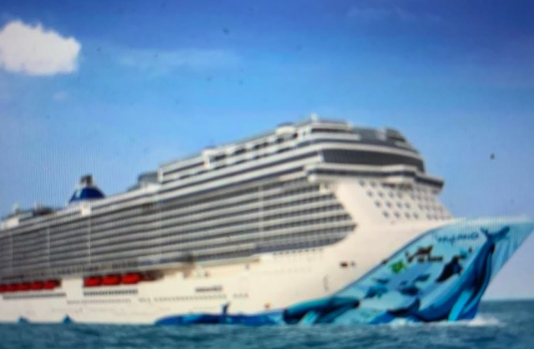 Norwegian Cruise Line Passenger Ships At Port Of Oakland Until Economy Recovers