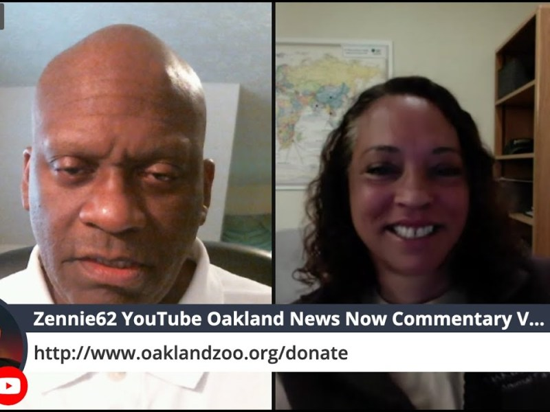 The Oakland Zoo Has African American Zookeepers, And We Interview Liz Abram