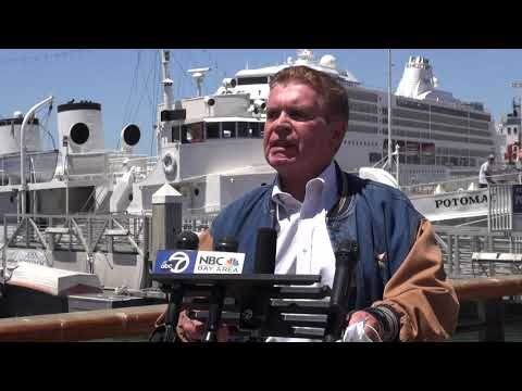 ILWU 2020 Port Of Oakland Juneteenth: GSC Logistics's Andy Garcia Speaks Out