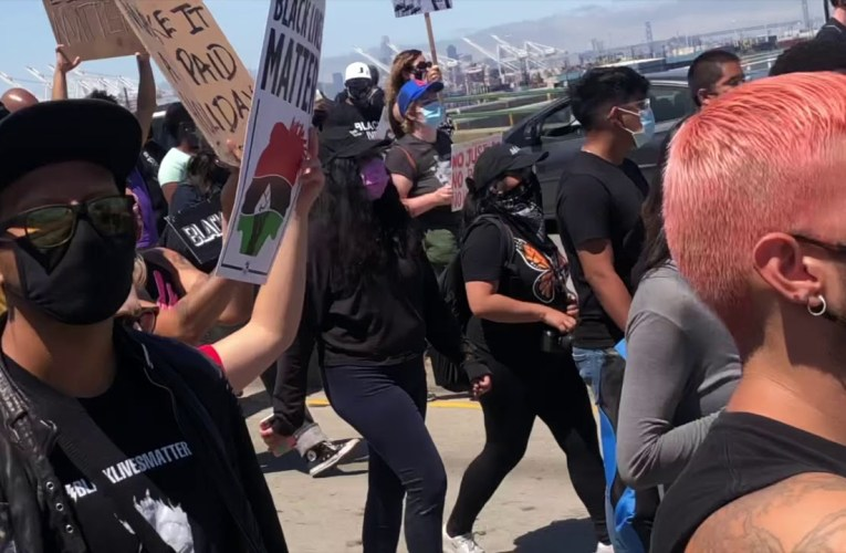 ILWU Shuts Down Port Of Oakland For Juneteenth 2020