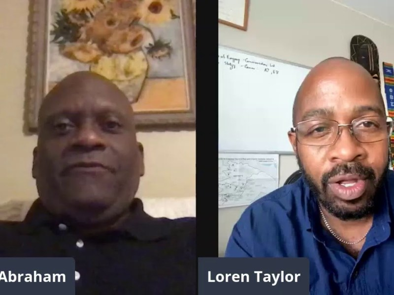 Oakland Councilmember Loren Taylor District 6 Gives Update On Protests And Oakland Police
