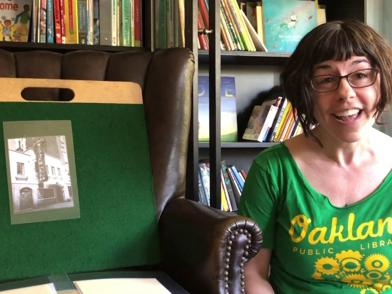 """Oakland Public Library Has """"The Story of Stonewall With Ms. Miriam"""" On YouTube"""