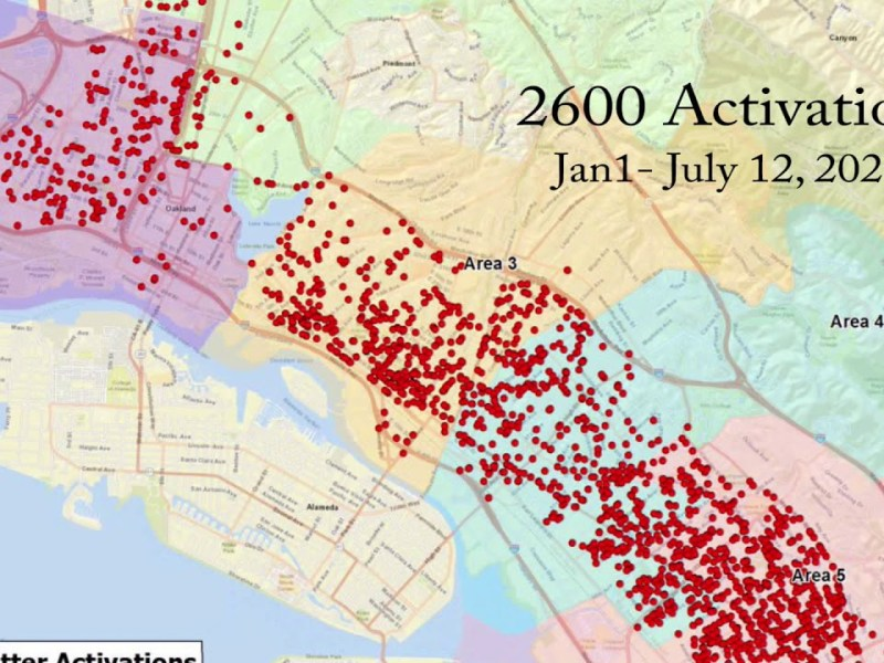 In YouTube Video Oakland Police Say 86 Percent Of Shootings In Oakland Are Unreported