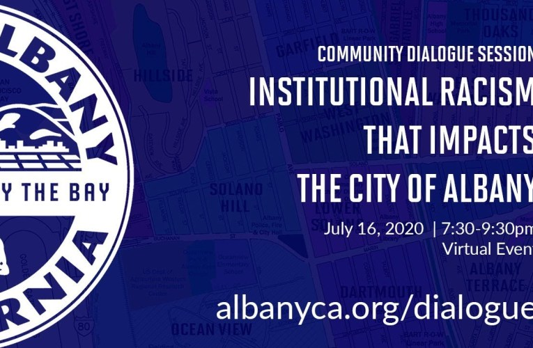 Addressing Institutional Racism that Impacts the City of Albany