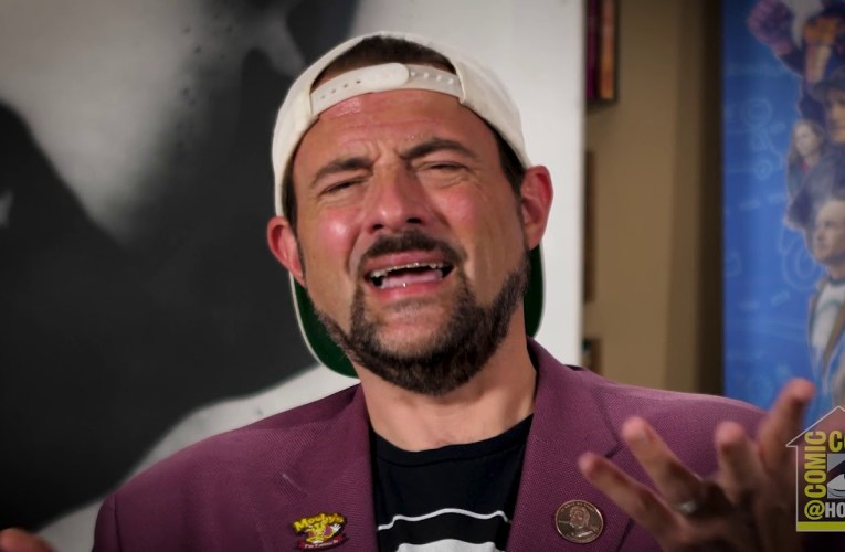 "Kevin Smith Talks Son-In-Lockdown In ""An Evening With Kevin Smith"" 