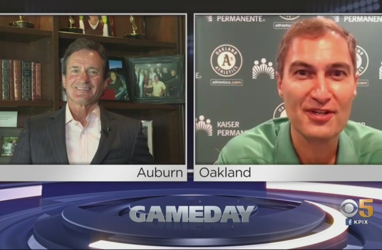 A's President Dave Kaval Excited For Unusual 2020 Season