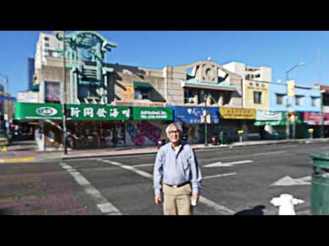Boarded-Up Chinatown Of Downtown Oakland in July 2020 On YouTube