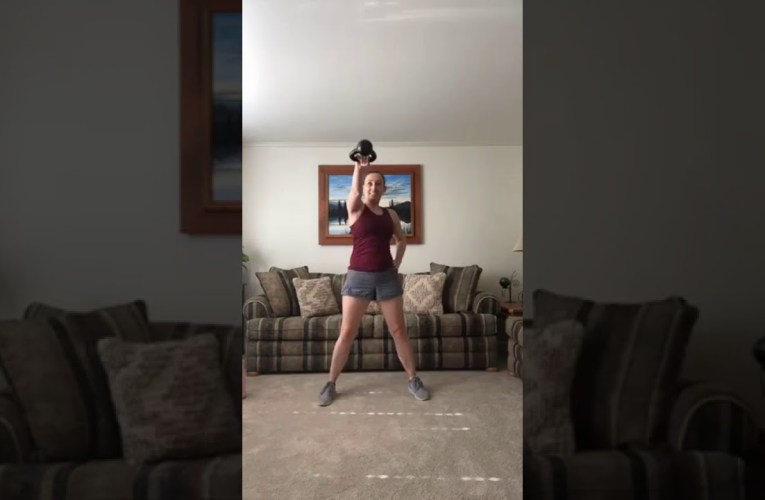 Oakland Truve Fitness: Kettlebells HIIT with Trainer Alison