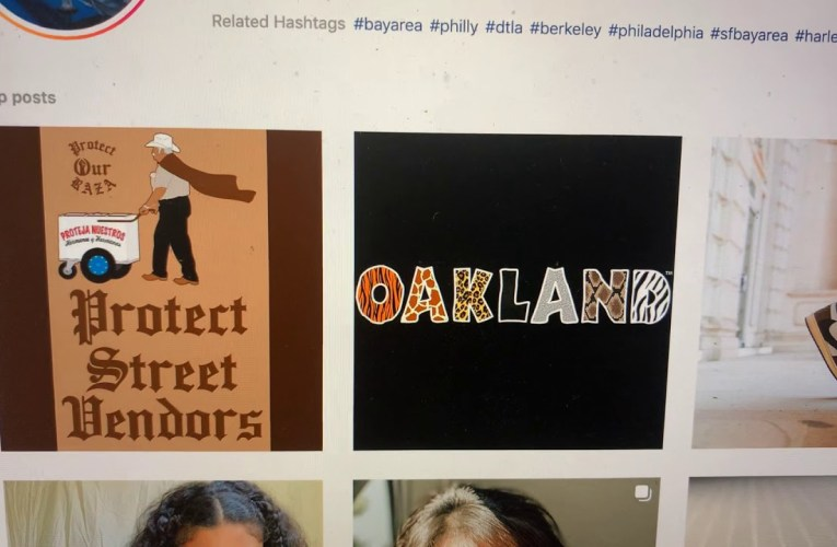 Protect Street Vendors, Oakland Zoo Opening, And Smiles Are Top Instagram Posts For July 17 2020