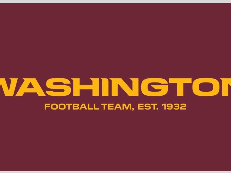 Redskins To Be Called Washington Football Team For The Time Being, By Vinny Lospinuso