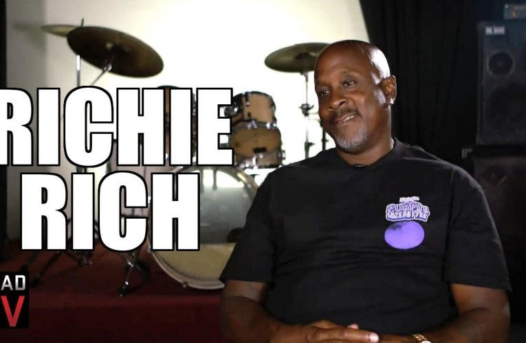Richie Rich on Participating in the Crack Trade when it First Hit Oakland in the 80s (Part 1)