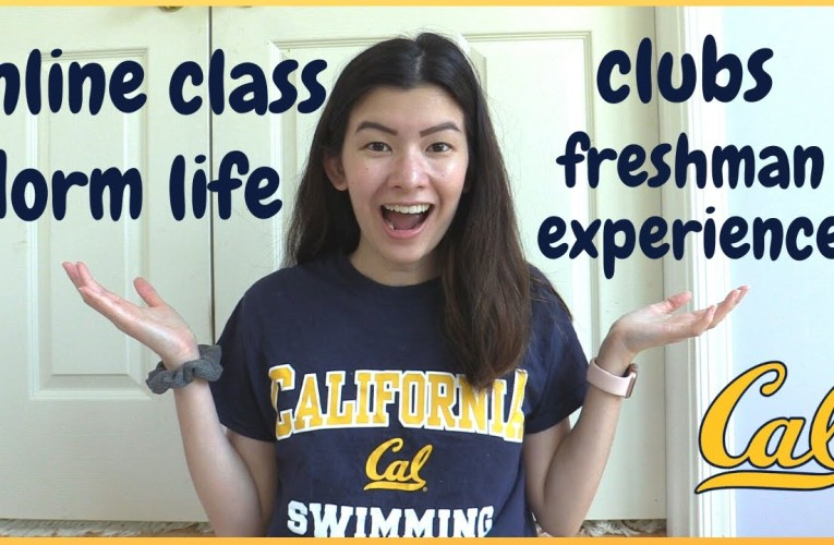 UC BERKELEY FALL 2020 STUDENT EXPERIENCE: Online Classes, Club Recruiting, Dorm Life and MORE!