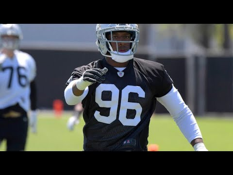 Clelin Ferrell Improvement? Las Vegas Raiders News: Theo Riddick and Kyle Emanuel By: Mason Riggs