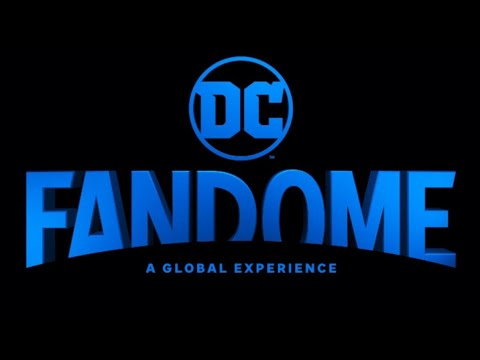 DC Fandome Virtual Version Of Comic-Con News By Joseph Armendariz