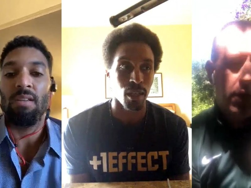 The Oakland A's Discuss Sitting Out Game In Texas To Protest Jacob Blake Shooting