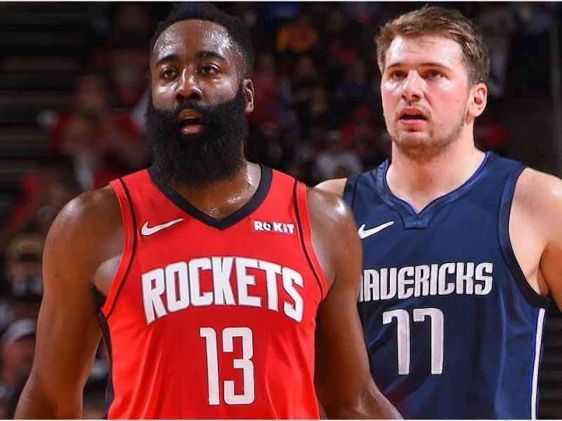 Vasu Vaddiparty On NBA Restart WIth Rockets And Mavericks Going OT For 300 Pts Combined
