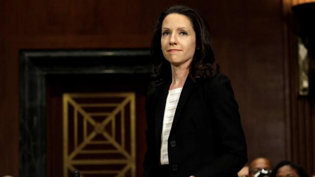 Allison Jones Rushing Is Donald Trump's Couch-Potato Conservative Replacement For RBG