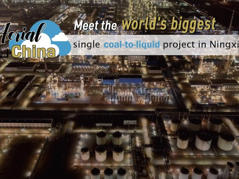 Insight Terminal Solutions Oakland OBOT News: China Has World's Largest Coal-To-Liquid Project