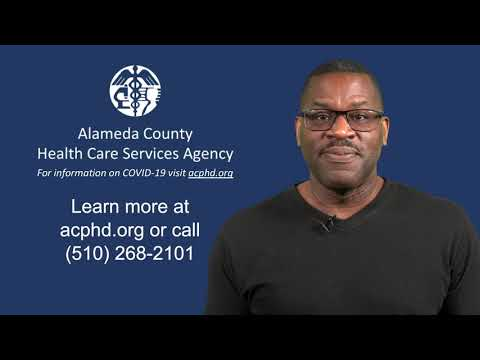 Oakland LGBTQ Community Center And Alameda County: COVID-19 Help Stop the Spread