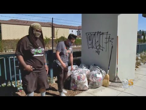 'Forever Oakland' Brings Volunteers Together to Tackle Trash Pickup