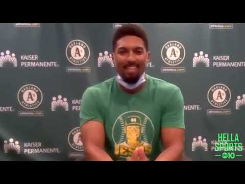 Marcus Semien prepares for third playoff appearance with the Oakland A's before free agency