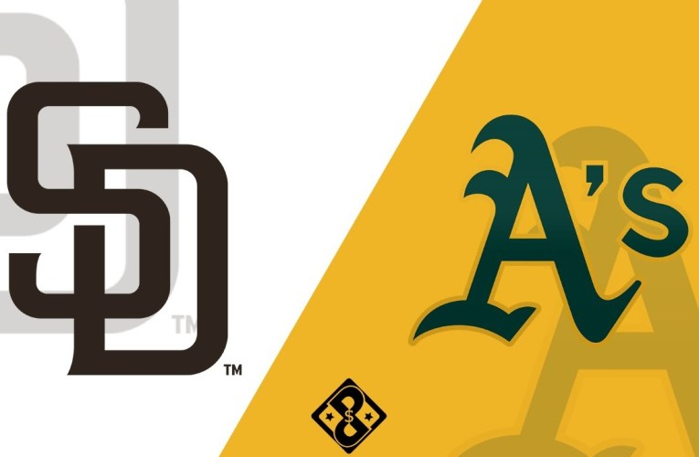 San Diego Padres at Oakland Athletics – Friday 9/4/20 – MLB Picks & Betting Predictions
