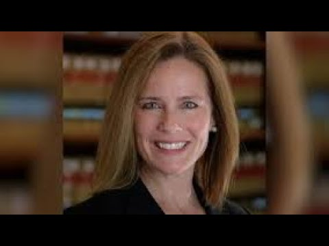 Amy Coney Barrett, Trump's Nominee For The Supreme Court, Gets U.S. Chamber Support