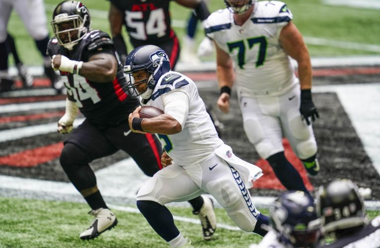 Atlanta Falcons Fall To Seattle Seahawks In 2020 NFL Season #NFLKickoff Opener