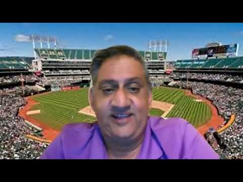 Vasu Vaddiparty Reviews Disappoint By A's Losing GM 1Vs White Sox Wild Card 4-1. MLB Playoffs.
