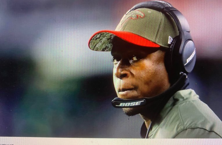 Atlanta Falcons Raheem Moore Is Interim Head Coach, As Rich McKay Explains Thinking In Coach Moves