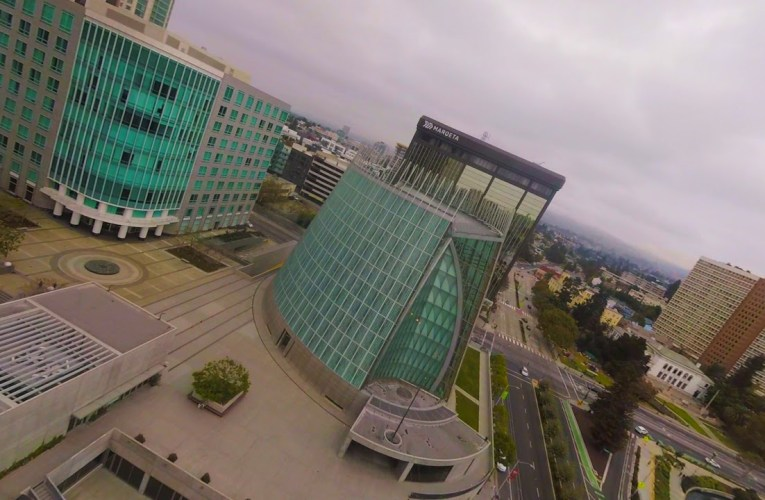 Bet This Crazy Downtown Oakland Drone YouTube Video Makes You Dizzy