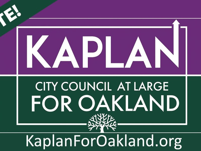 Oakland Community Leaders Speak Up With Councilmember Rebecca Kaplan: Press Conference
