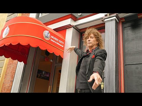 Rudy Colombini of Unauthorized Rolling Stones, Music City SF, On Zennie62 YouTube