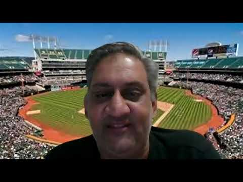 Vasu Vaddiparty A's V Astros ALDS Game 1 1:00 PT, MLB , Astros Cheating, Dodger Stadium. RIvalry