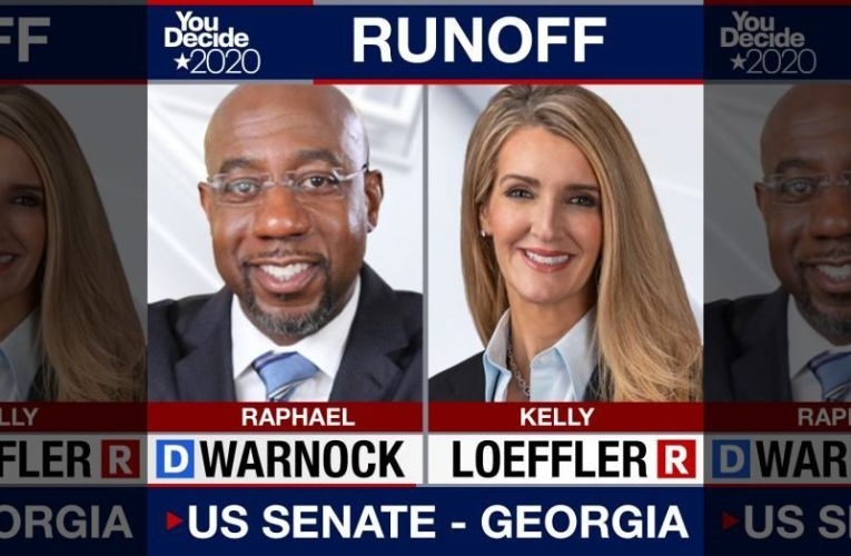 Runoff: Rafael Warnock, Georgia-Born, vs. Kelly Loeffler, Carpetbagger From Illinois, For Senate
