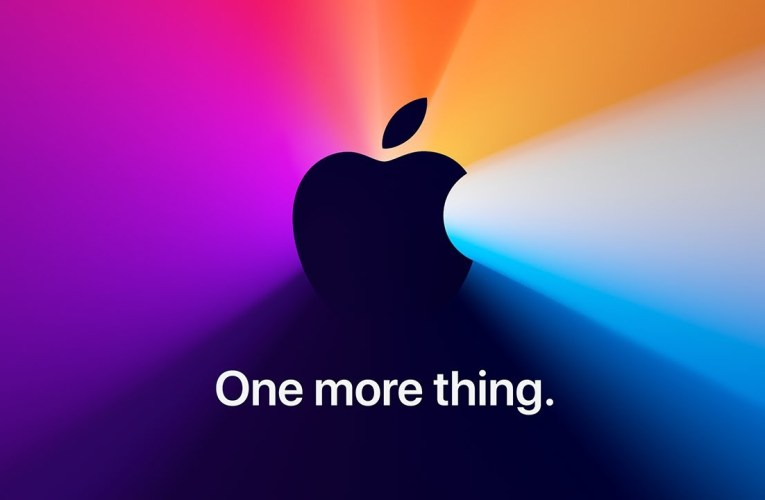 Apple Event To Introduce The New MacBooks Using The M1 Chip — November 10