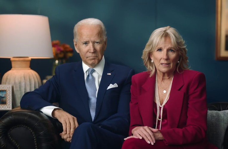 President-Elect Joe Biden and First Lady-Elect Jill Biden Are Thankful This Thanksgiving