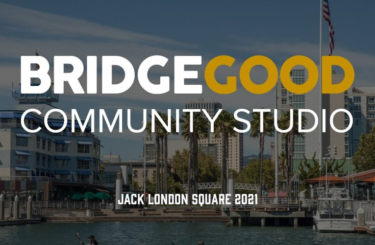 BRIDGEGOOD Community Studio x Port of Oakland 2021