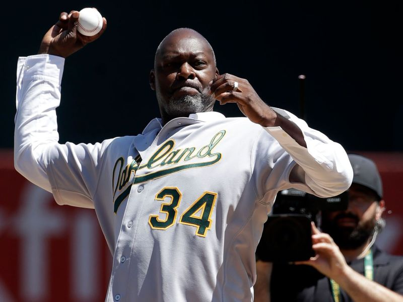 Dave Stewart: Oakland Athletics Star Submits Letter Of Intent To Buy Coliseum Land For $115 Million