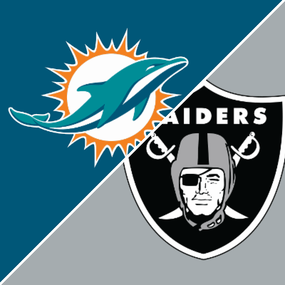 Miami Dolphins 1.5 Point Favorite Over Las Vegas Raiders Sunday, But Actual Score Will Be Worse