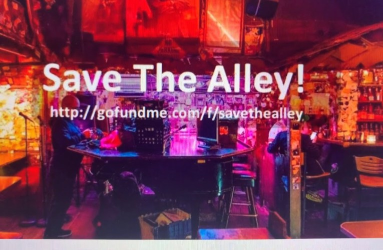 Save The Alley Oakland GoFundMe Fundraiser Now Less Than $10K Away From $75,000 Goal