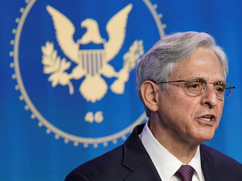 Danielle Gray: I Clerked For Merrick Garland. Our Next Attorney General Is A Servant