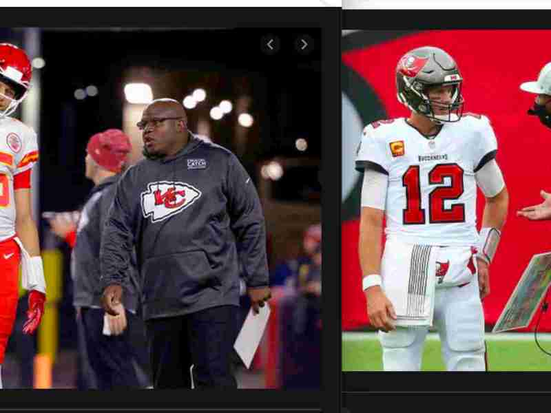 Eric Bieniemy, Byron Leftwich 1st Black Opposing Teams Offensive Coordinators in Super Bowl History