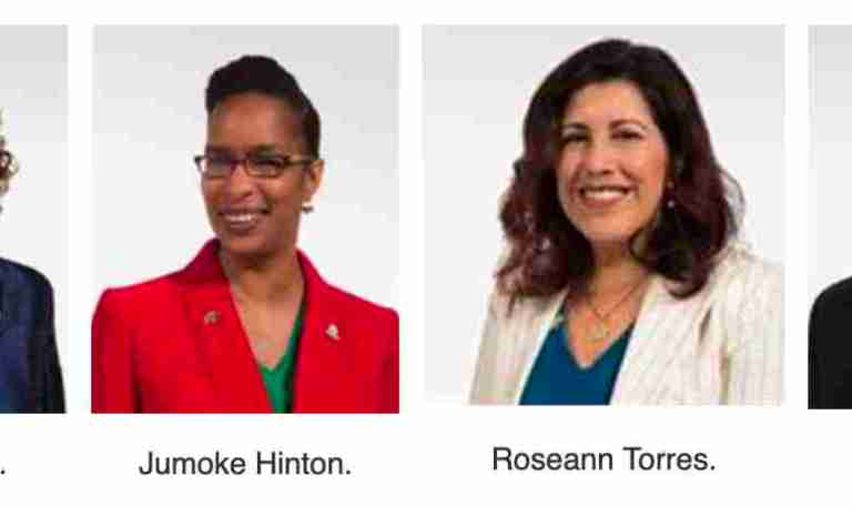 Outgoing OUSD Board Members