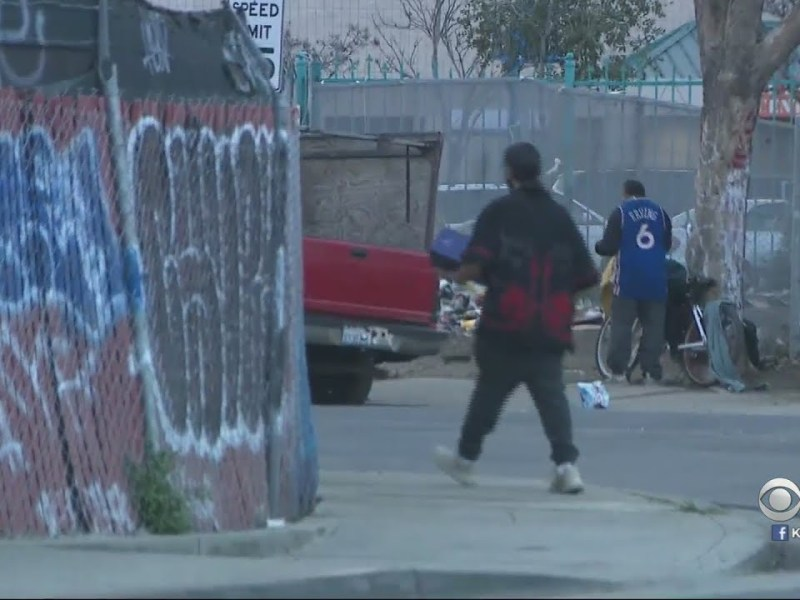 Large East Oakland Homeless Encampment Is Back Says KPIX – So What Says Zennie Abraham?