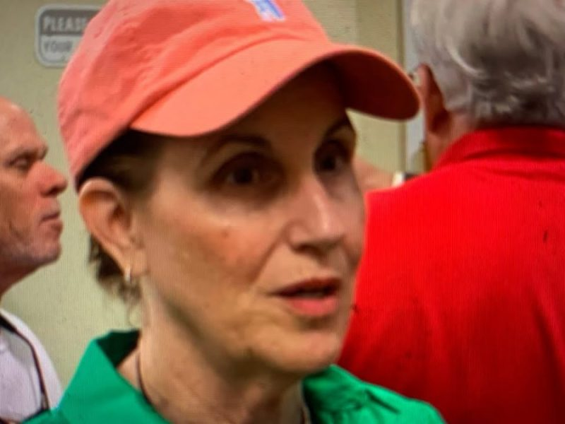 Julie Jenkins Fancelli: Trump Capitol Rally Jan 6th Funded By Publix Super Markets Heiress