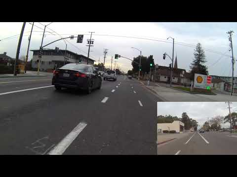 SF Bay Area Bicycle Is Back – Bike Oakland & San Leandro: Bancroft Ave