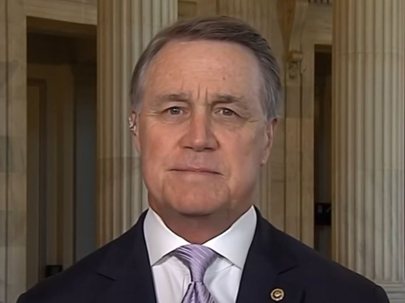 Investigation Of David Perdue Stock Never Cleared – 2,596 Trades In One Senate Term