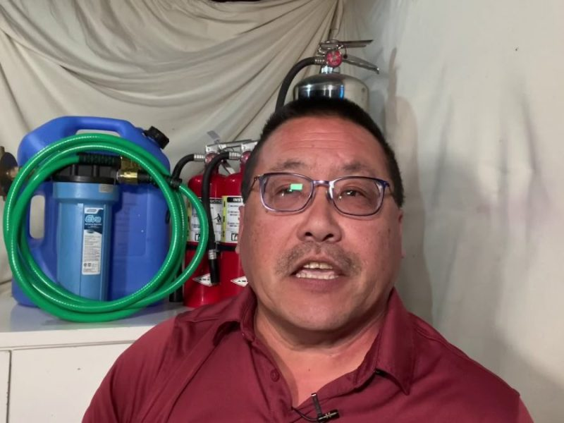 Derrick Soo: I'm Gonna Speak About Living Unhoused In Oakland